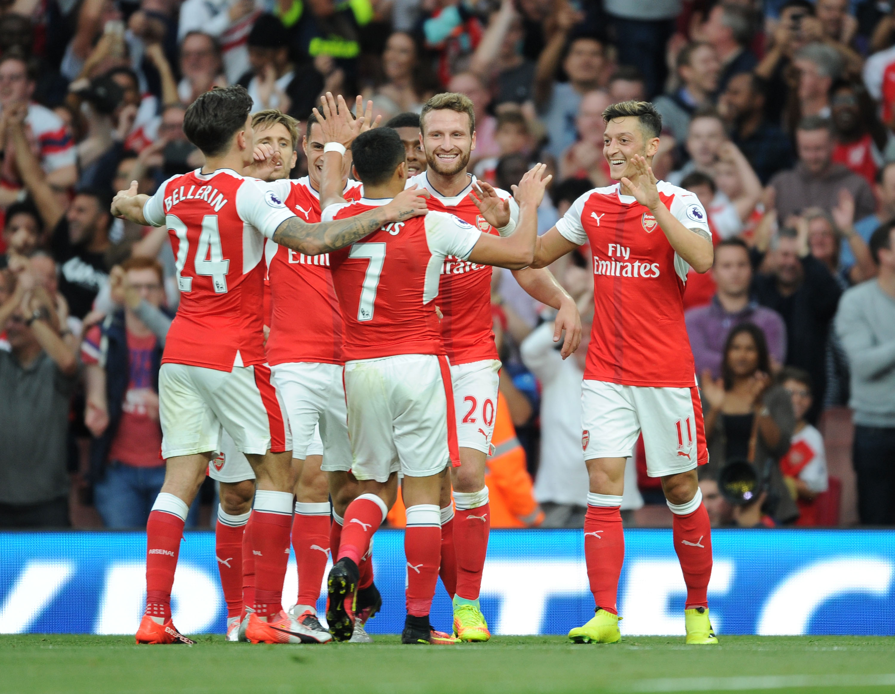 Arsenal v Basel Champions League: Date, kick-off time, TV channel and odds