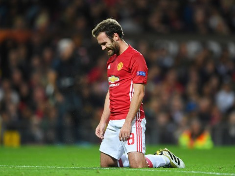 Manchester United attacker Juan Mata dismisses claims he and Jose Mourinho do no like each other
