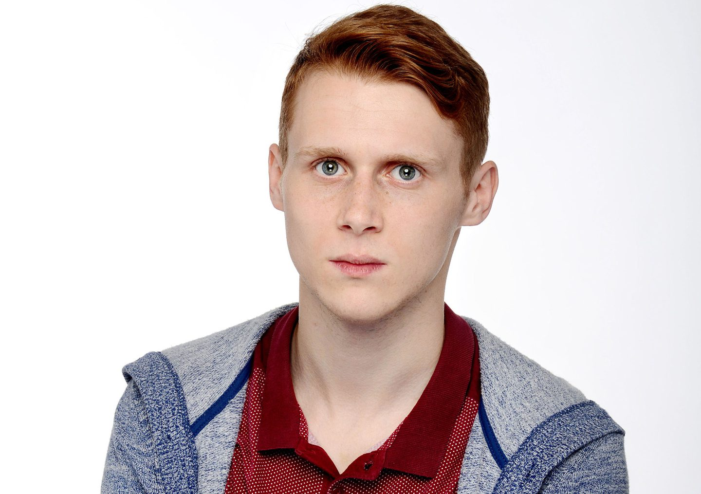 WARNING: Embargoed for publication until 00:00:01 on 05/08/2014 - Programme Name: EastEnders - TX: n/a - Episode: 4905 (No. n/a) - Picture Shows: Jay Mitchell.  Jay Mitchell (JAMIE BORTHWICK) - (C) BBC - Photographer: Kieron McCarron