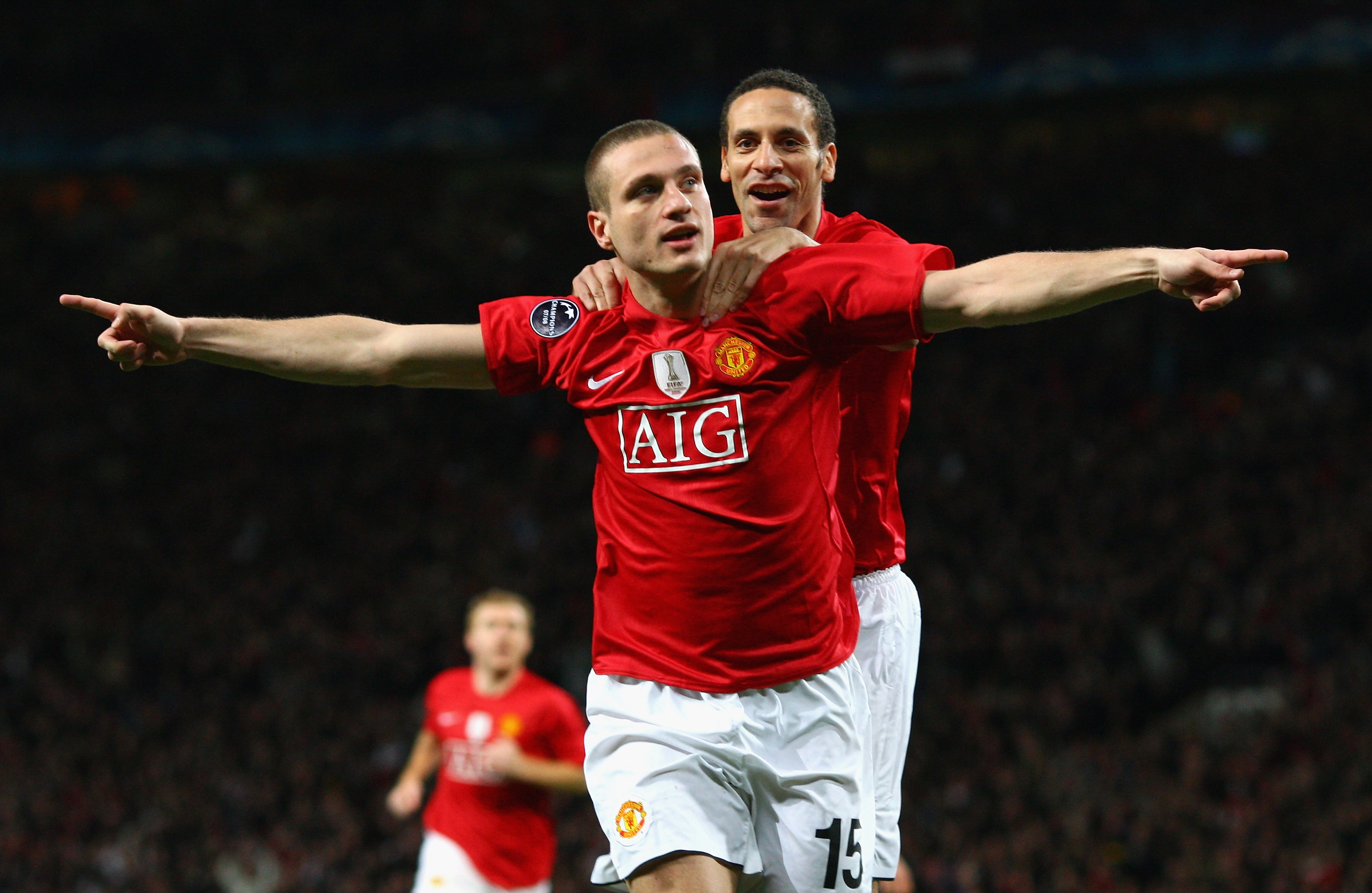 Manchester United legend Nemanja Vidic reveals HE is flattered by Eric Bailly comparisons