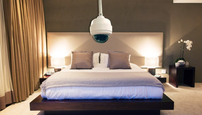Airbnb host claims he \'used hidden cameras to film guests ...