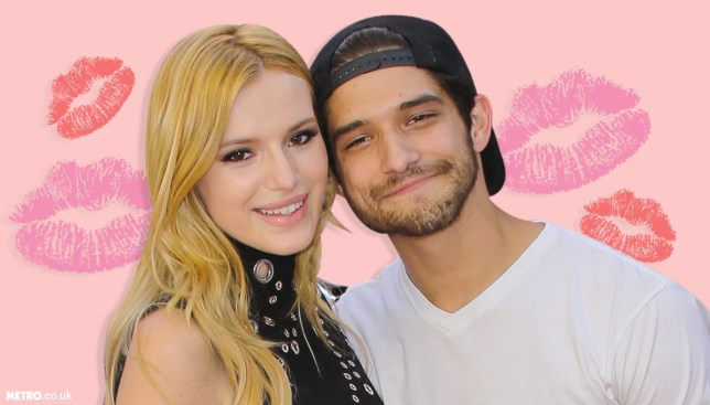 Bella Thorne and Tyler Posey dating (Picture: REX/Getty)