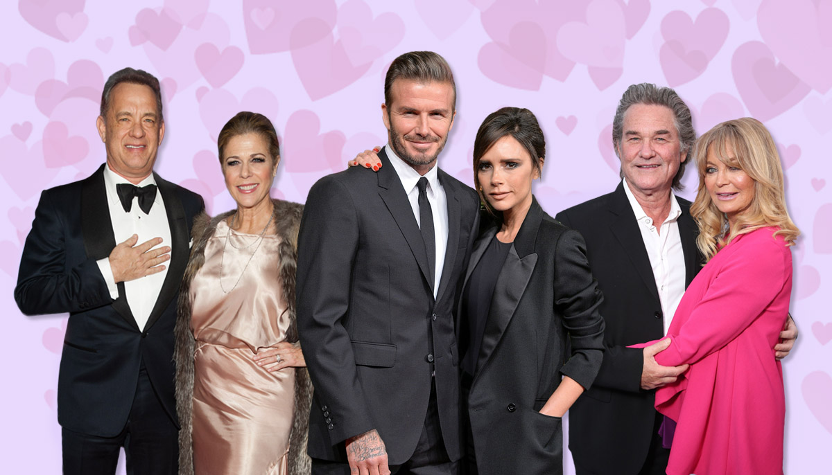 12 celebrity couples who have been together for years – proving that love isn't dead after all