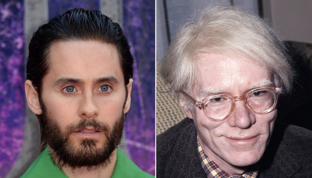 Jared Leto is set to play Andy Warhol (Picture: Getty Images)