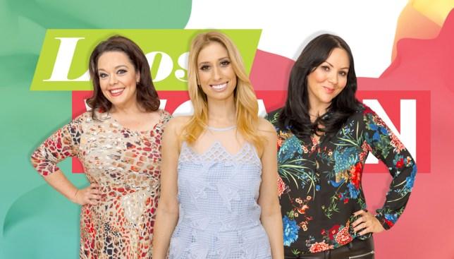 New Loose Women panellists Credit: REX