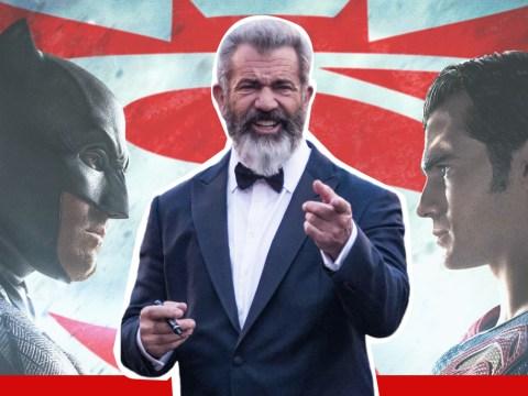 Mel Gibson calls Zack Snyder's Batman V Superman a 'piece of sh*t'