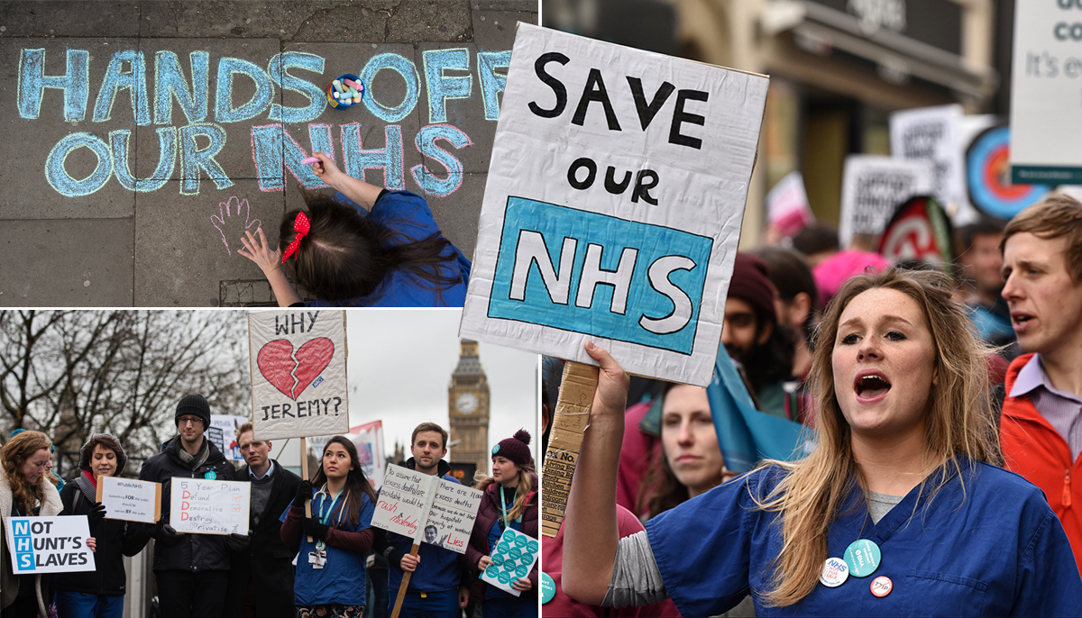 Junior doctors have called off all planned strikes