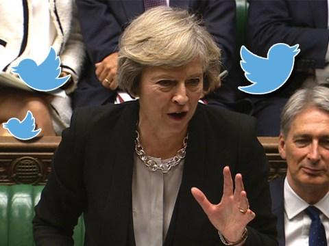 Theresa May's PMQs jibe at Corbyn just massively backfired