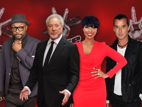 Tom Jones is BACK on The Voice and is joined by Jennifer Hudson and Gavin Rossdale