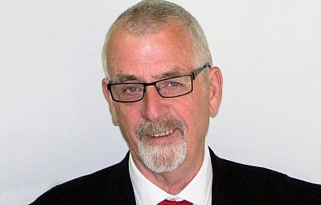 Dennis Parsons Picture: .mycouncillor.org.uk REF: TAKEN WITHOUT PERMISSION VIA MOL PMS http://dennisp.mycouncillor.org.uk/author/dennisp/