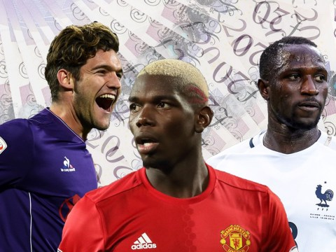 The most overpriced XI: Paul Pogba, Marcos Alonso and Moussa Sissoko feature among the most ludicrous transfer deals