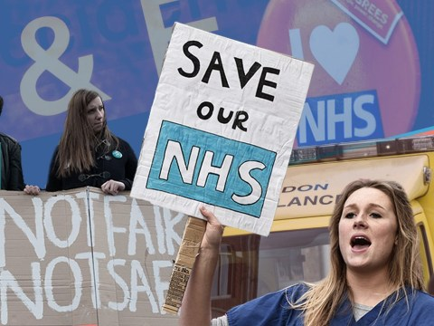 Everything you need to know about the latest junior doctor strike
