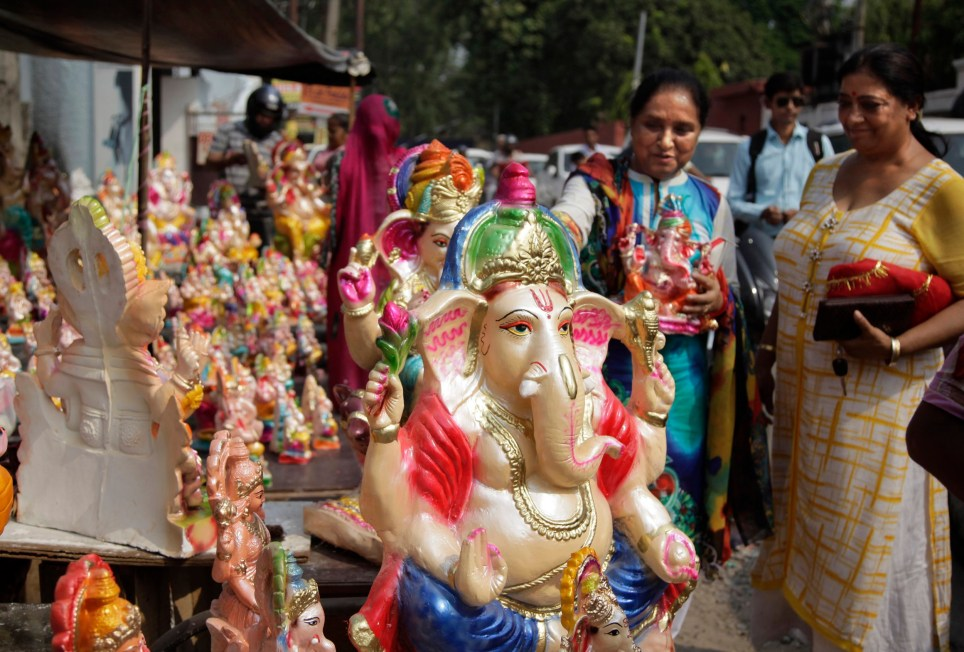 Happy Ganesh Chaturthi Images Messages And Wishes To