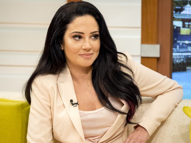 EDITORIAL USE ONLY. NO MERCHANDISING.nMandatory Credit: Photo by Ken McKay/ITV/REX/Shutterstock (5891223bf)nTulisa Contostavlosn'Good Morning Britain' TV show, London, UK - 05 Sep 2016n