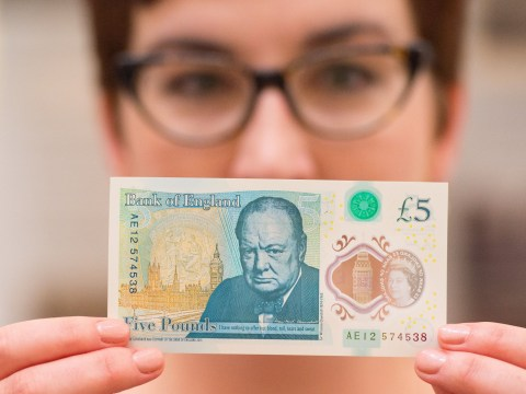 New Winston Churchill £5 note is set to launch in just one week