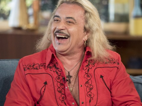 X Factor legend Wagner will now send you a birthday greeting for £19.50…