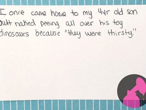 Parents are revealing the most hilariously inappropriate things their kids have come out with