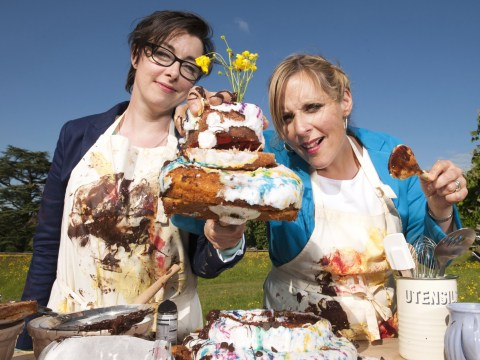 This is the BBC's last chance to bag an National Television Award for The Great British Bake Off