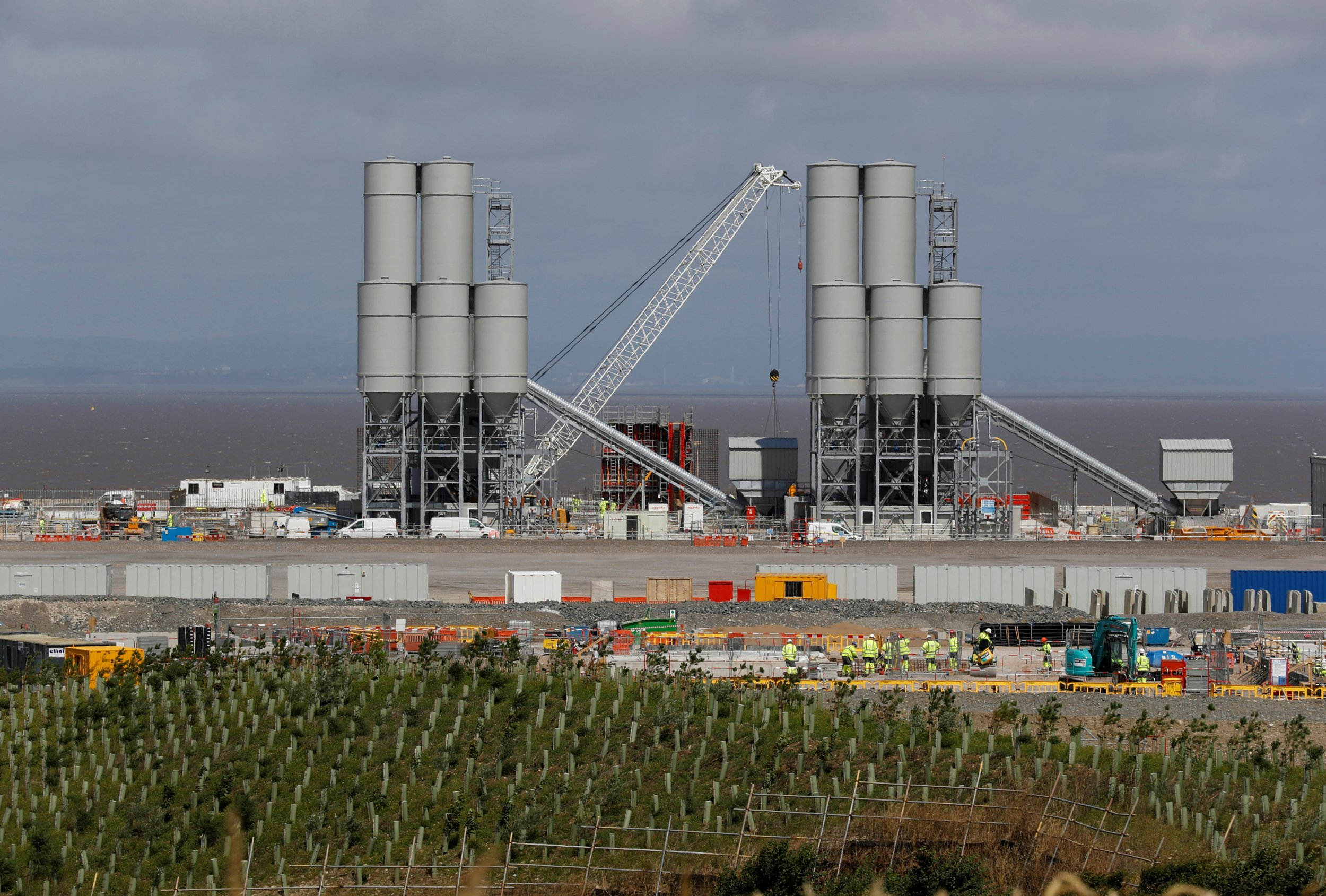 The UK's first new nuclear power station for a generation WILL go ahead