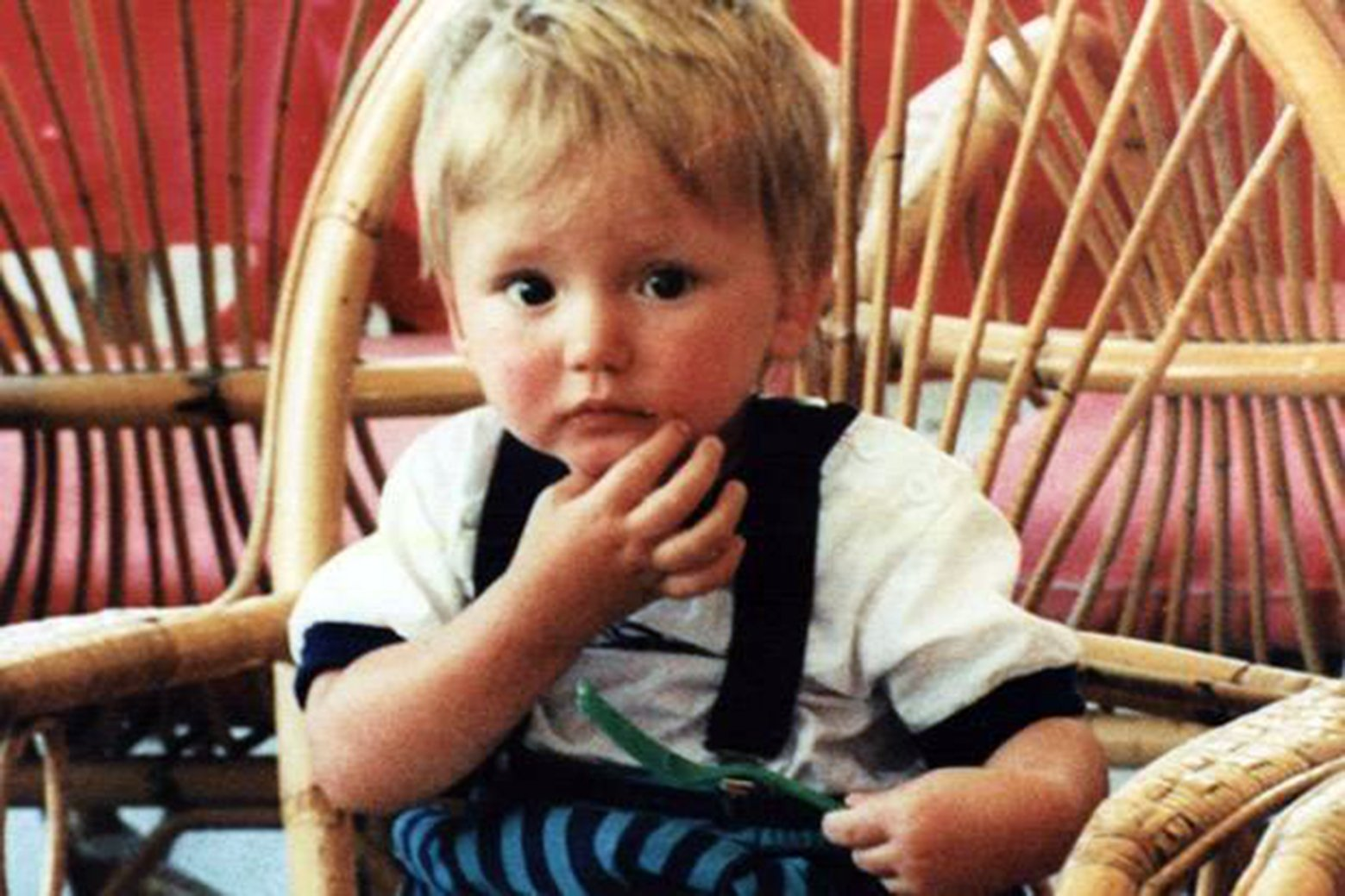 Hunt for body begins as toddler missing for 25 years is feared crushed by digger