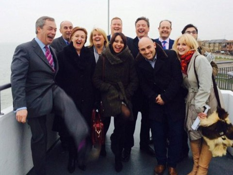 Ukipper defects to Tories, says party is a 'catastrophic mess'
