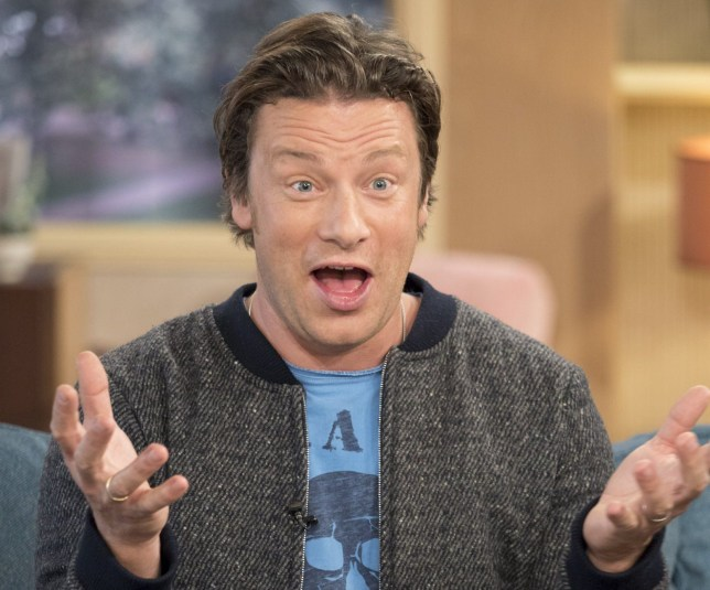 EDITORIAL USE ONLY. NO MERCHANDISING Mandatory Credit: Photo by Ken McKay/ITV/REX/Shutterstock (5900818bf) Jamie Oliver 'This Morning' TV show, London, UK - 20 Sep 2016 From Naked Chef to doting dad, JAMIE OLIVER: I NEVER THOUGHT WED HAVE MORE THAN TWO KIDS!, Jamie Oliver's been on our screens cooking for our entertainment and education for over 20 years. And, Jamie's back travelling the world to find the healthiest ingredients for tasty family recipes in the second series of, as Jamie's here to talk GBBO rumours, as his one-man mission to get us eating better continues, super food series and family life as a dad of five., Jamies Super Food. But is he about succumb to his sweet tooth and takeover as a judge on Bake Off?