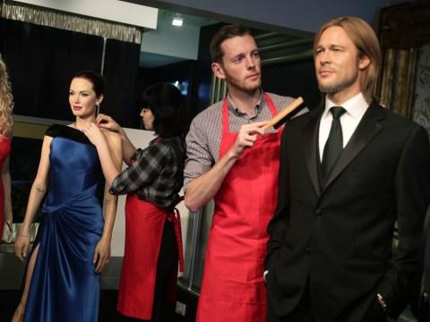Madam Tussauds separates Brad Pitt and Angelina Jolie wax works before divorce is even final