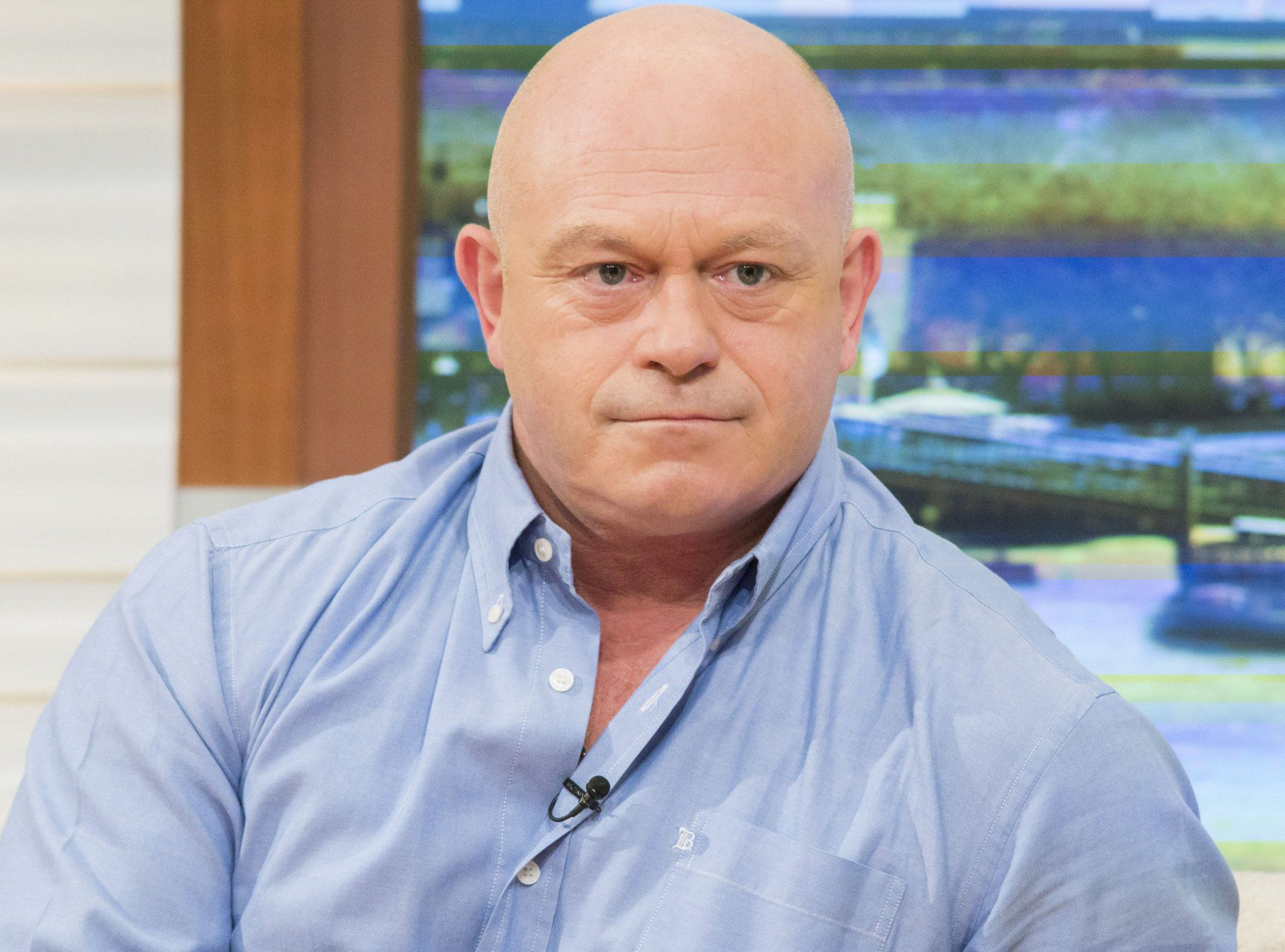 Ross Kemp admits he was very 'vain' on EastEnders despite being 'follicly challenged'
