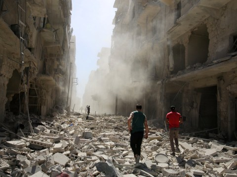 UK accuses Russia of committing war crimes in Syria