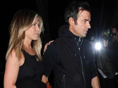 Jennifer Aniston and Justin Theroux enjoy a date night after getting dragged into Brangelina split