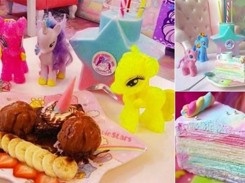 Overgrown children, unite! There's a unicorn café in Bangkok and it's pretty damn magical
