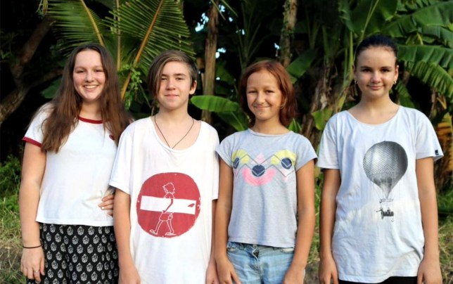 These kids are taking on major companies in the fight against palm oil and they're the coolest credit: Kids Cut Palm Oil https://www.facebook.com/kidscutpalmoil