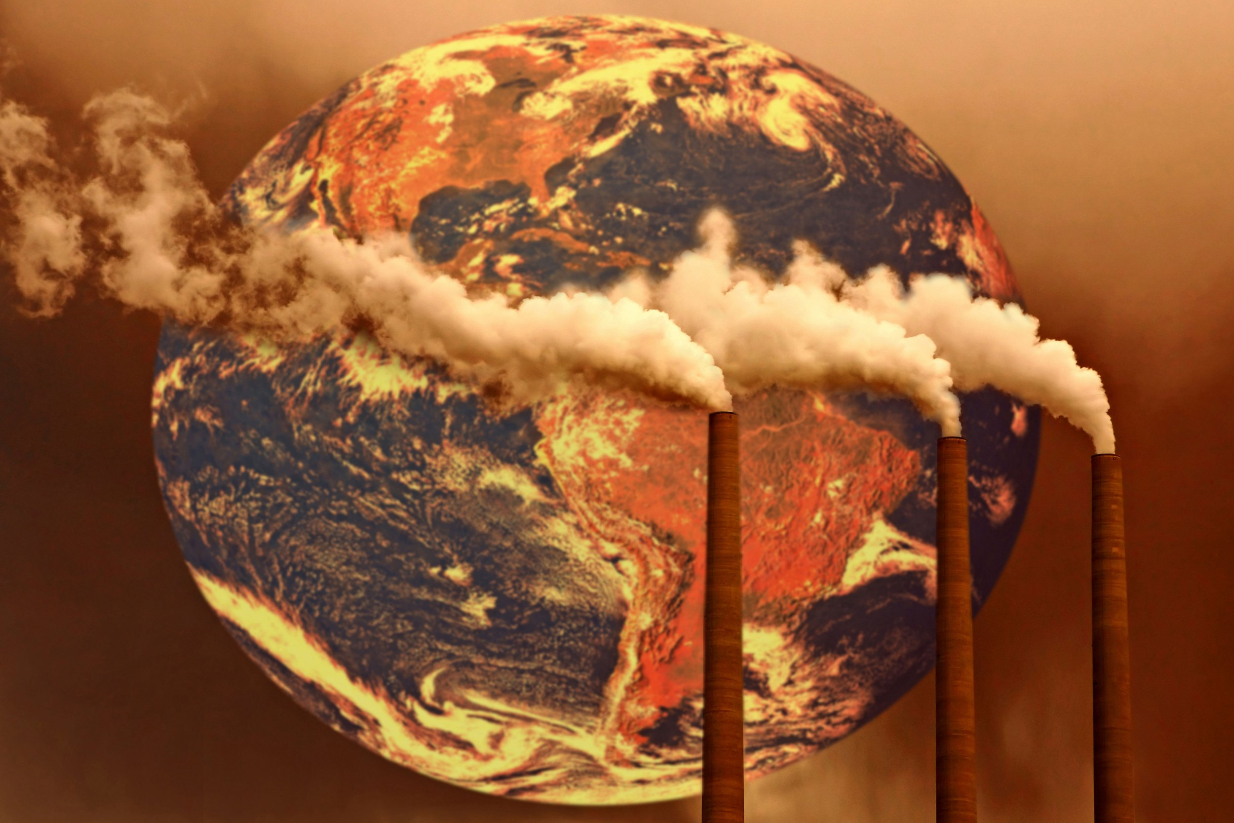 Top environmentalist says we shouldn't bother saving the planet – we need to save ourselves