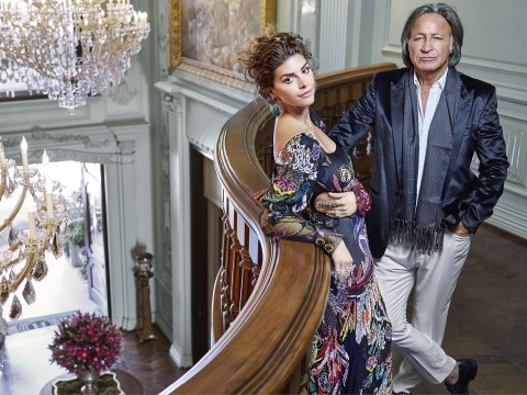 Gigi Hadid's dad Mohamed has the swankiest house on the planet