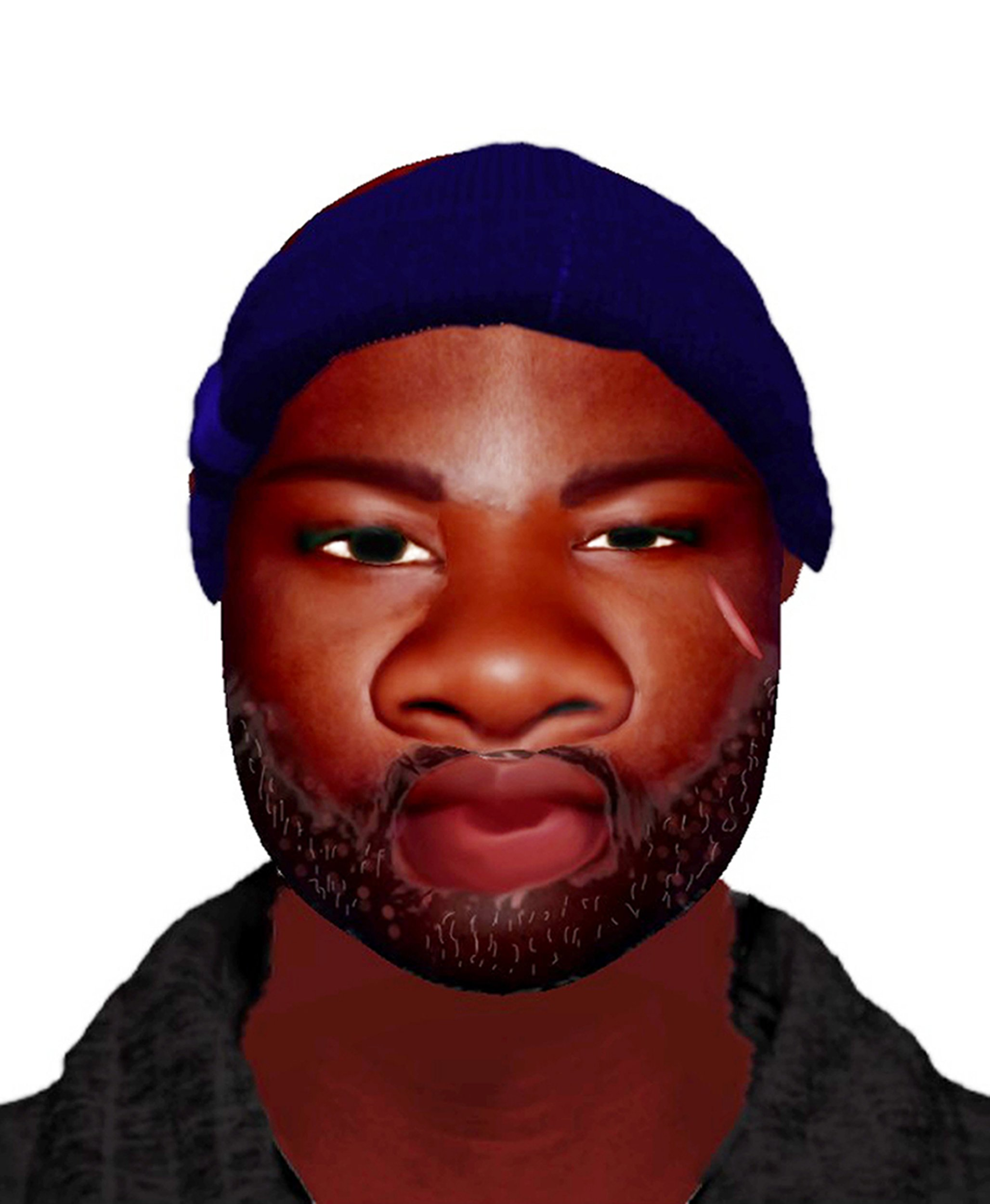 Metropolitan Police undated handout efit of the man suspected of grabbing an 11-year-old girl. PRESS ASSOCIATION Photo. Issue date: Friday September 30, 2016. The young victim, who was wearing her school uniform, was attacked from behind as she walked through Bannister House Estate in Hackney, east London, on Tuesday at around 8.30am. See PA story POLICE Hackney. Photo credit should read: Metropolitan Police/PA Wire NOTE TO EDITORS: This handout photo may only be used in for editorial reporting purposes for the contemporaneous illustration of events, things or the people in the image or facts mentioned in the caption. Reuse of the picture may require further permission from the copyright holder.