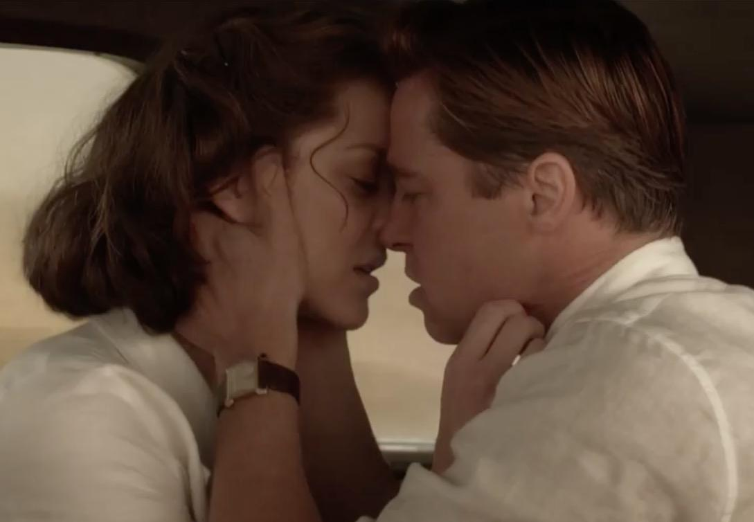 WATCH: Brad Pitt and Marion Cotillard's Allied movie trailer released same day as divorce announced