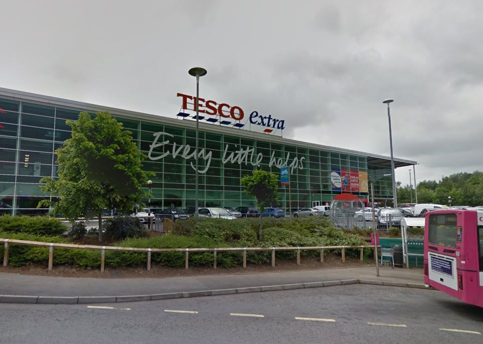 Man in court for self-scanning carrots instead of apples at Tesco