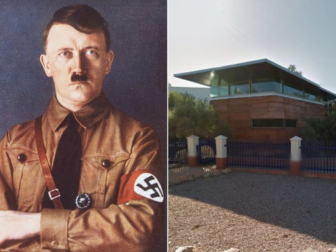 Student wins prize for Adolf Hitler costume – in front of Jewish students