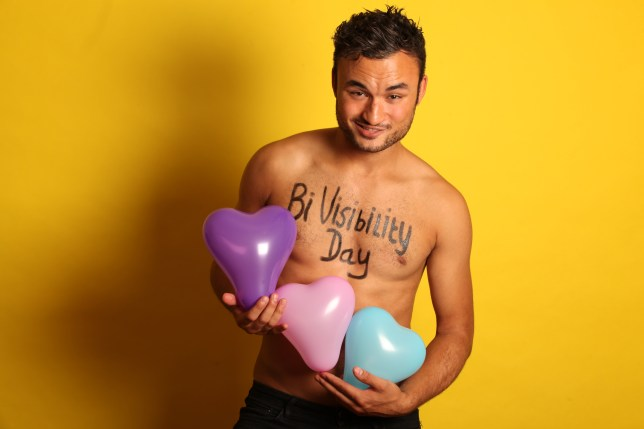 Time to celebrate bisexuality! (Picture: Andrew J Eastwood )