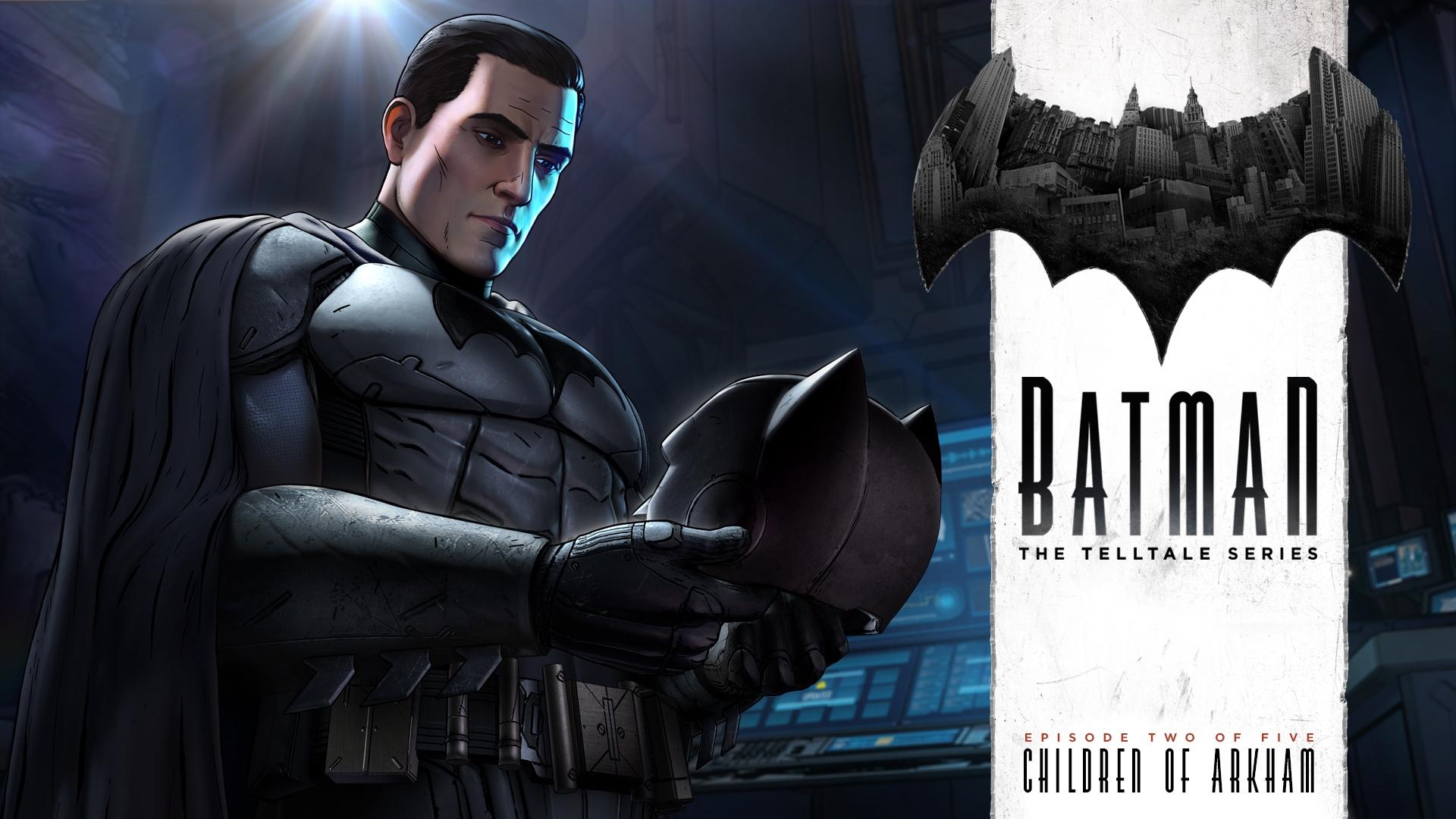 Batman: The Telltale Series Episode 2 review – Children of Arkham