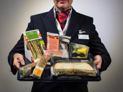 British Airways ditches free food for economy passengers