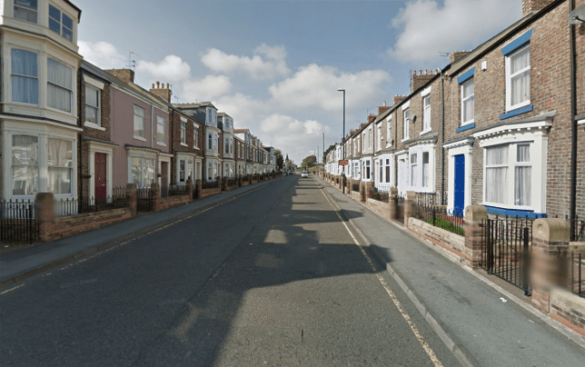 Peel Street Woman abducted and raped by gang Credit: Google