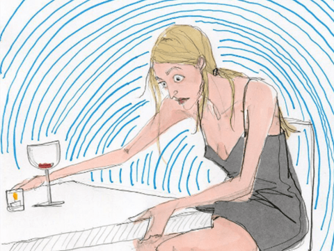 Our new favourite illustrator hilariously/depressingly depicts life as a young woman today