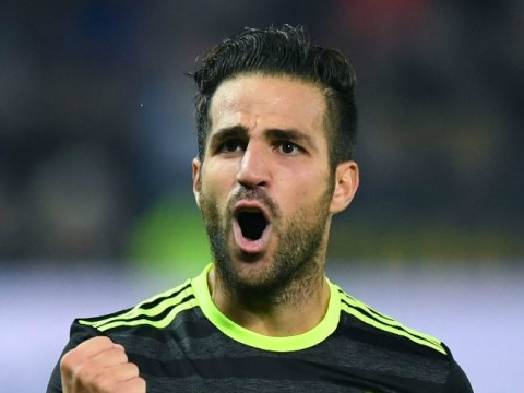 How Chelsea should line up against Arsenal as Cesc Fabregas and Marcos Alonso impress vs Leicester City