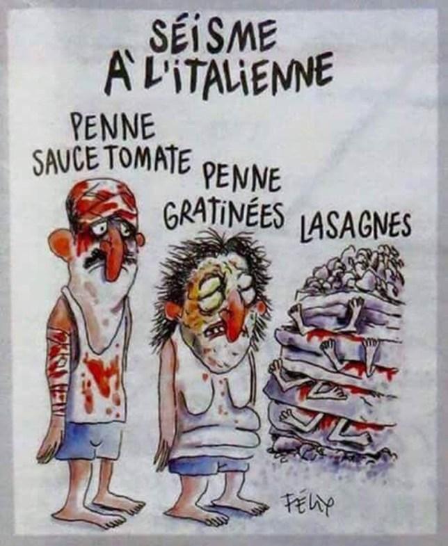 Charlie Hebdo controversy