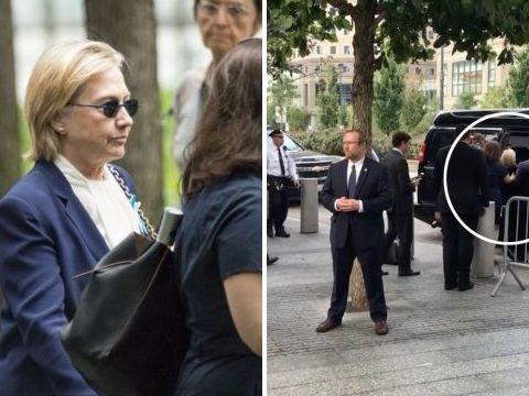 Hillary Clinton cancels trip to California after pneumonia diagnosis