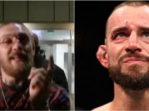 Conor McGregor full of respect for former WWE wrestler CM Punk after his UFC debut