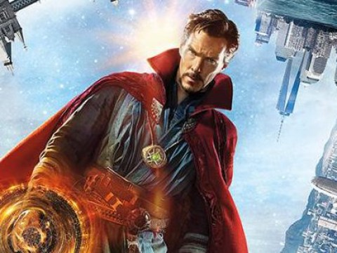WATCH: Marvel releases special Doctor Strange motion posters and they're pretty awesome