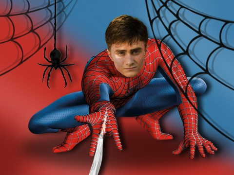 Daniel Radcliffe would totally have been up for playing Spider-Man