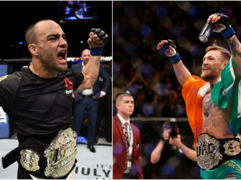 Joe Rogan hints Conor McGregor versus Eddie Alvarez at UFC 205 is about to be announced